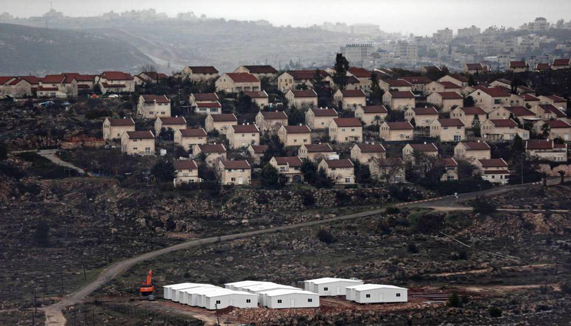 Israel autoriza otras 3.000 viviendas en las colonias de Cisjordania |  Internacional | EL PAÍS