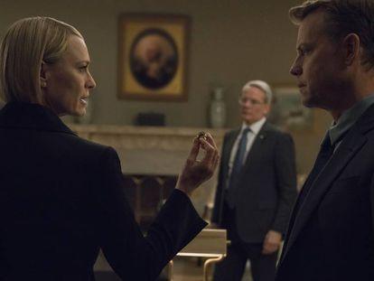'House of Cards', desvarío en la Casa Blanca