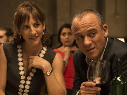 Javier Gutiérrez y Malena Alterio protagonizan la comedia de Movistar +  Vergüenza