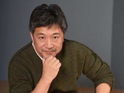 Hirokazu Kore-eda, el 7 de enero de 2019, en Palm Springs, California.
