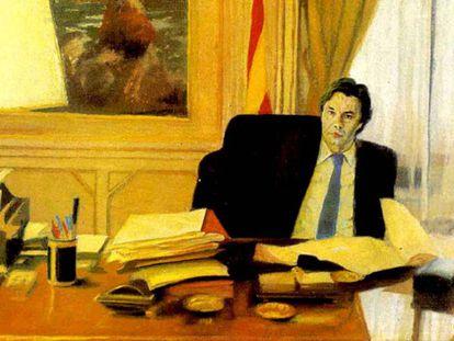 Imagen de la portada de EL PAÍS SEMANAL de noviembre de 1982.