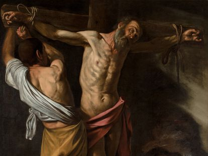 'La crucifixión de San Andrés' (1607), de Caravaggio, forma parte de la colección de Museo de Arte de Cleveland, Estados Unidos, desde 1976.