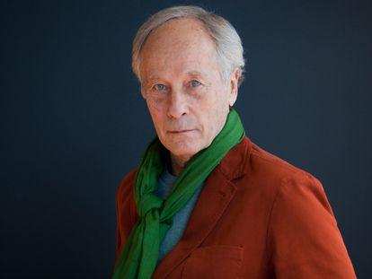 El escritor Richard Ford, en una imagen de 2018.