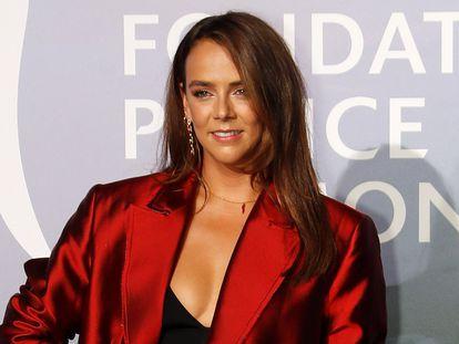 Pauline Ducruet, en una gala benéfica en Mónaco en septiembre de 2020.