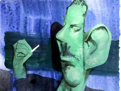 Steinbeck, visto por Sciammarella.