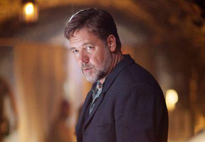 El actor Russell Crowe.