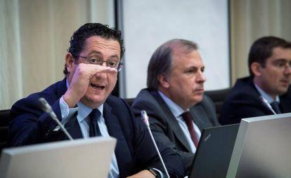 El director general de Economía y Estadística del Banco de España,Óscar Arce.