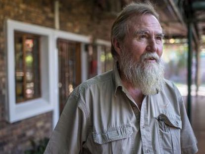 El coordinador Nacional del Proyecto Rhino en Botsuana cree que cooperación y buena política lo son todo en la protección de las especies amenazadas