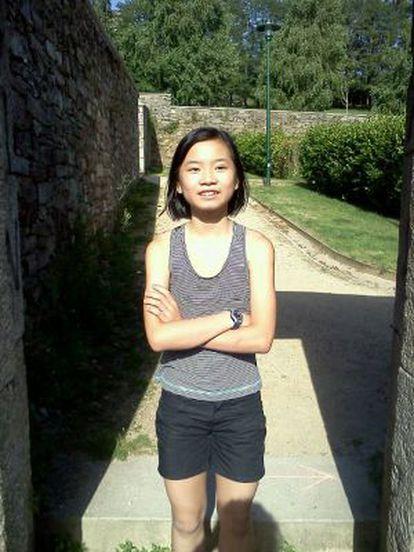 La niña asesinada en Santiago
