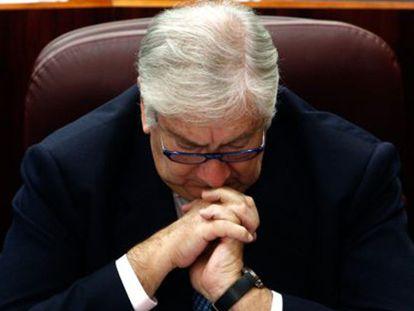 Destituido el consejero de Sanidad de Madrid tras volver a criticar a Romero