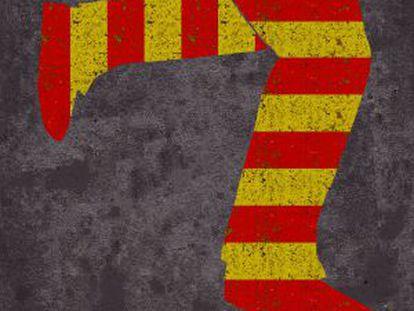 Cataluña en el Parlamento español
