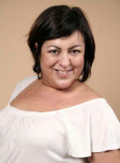 Geli Albaladejo, actriz.