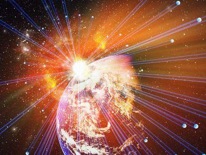 La velocidad de la luz es un límite inviolable para la teoría de la relatividad de Einstein.