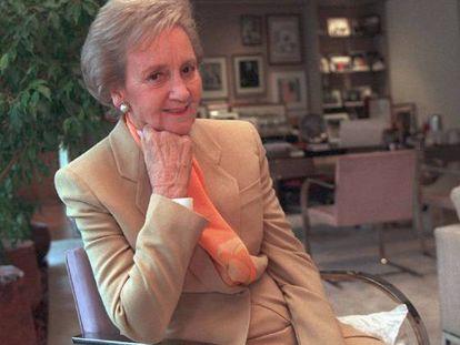 Katharine Graham en 1997.