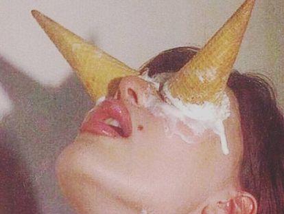 El nuevo rey de Instagram es el helado (y no el que te imaginas)