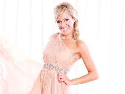 Luján Argüelles, presentadora de '¿Quién quiere casarse con mi hijo?'.