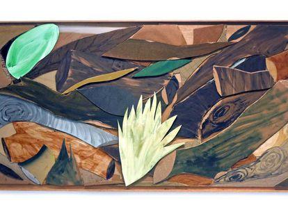 'Collage' de Miguel Ángel Tornero.