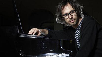 El pianista James Rhodes.