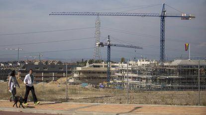 Promociones de viviendas en Boadilla del Monte (Madrid).