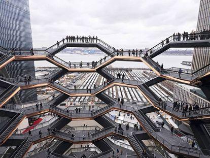 La gran escalera de Nueva York