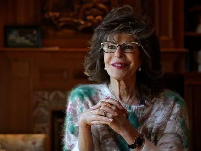 Shoshana Zuboff, en una foto de archivo de 2019 en su casa de Maine (EE UU).