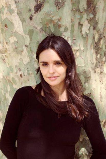 La escritora española Ariadna Castellarnau.