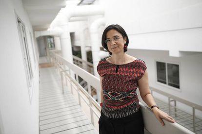Irene Martín, profesora de Ciencia Política en la Universidad Autónoma de Madrid (UAM).