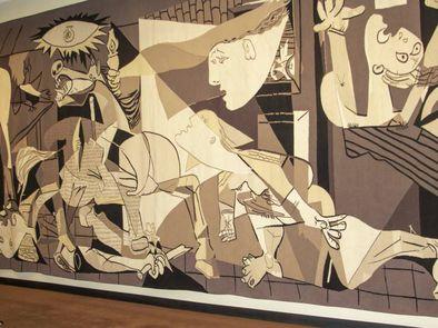 El Guernica En El País