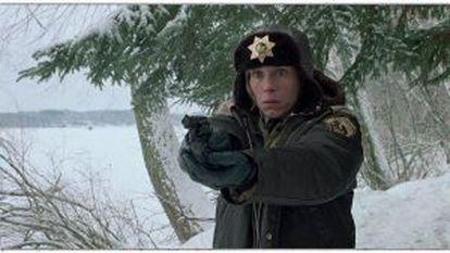Frances McDormand en una imagen de la película 'Fargo'.