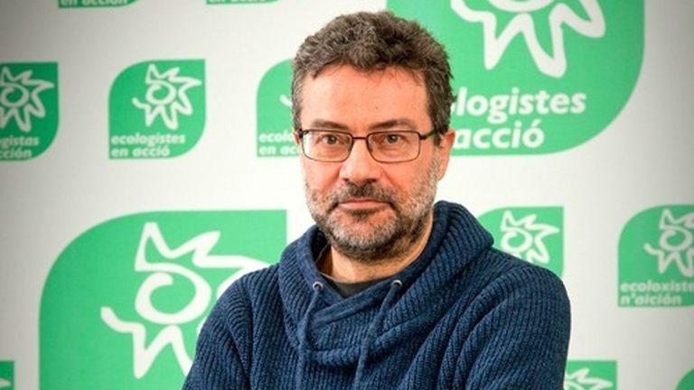 Paco Segura, portavoz de Ecologistas en Acción.