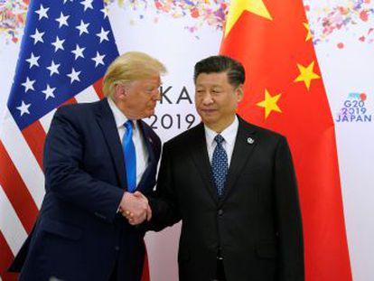 Las dos naciones restablecerán sus conversaciones económicas. El país norteamericano ha acordado no imponer nuevos aranceles sobre productos del gigante asiático