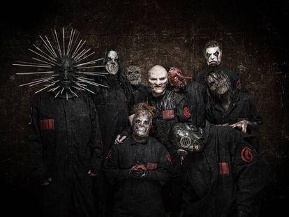 La banda Slipknot.