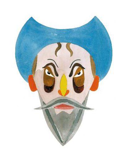'Quijote', una obra dedicada a la obra de Miguel de Cervantes.