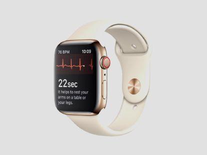La nueva versión del Apple Watch supone el rediseño más palpable que ha experimentado el reloj inteligente desde que saliera a la venta en 2015.