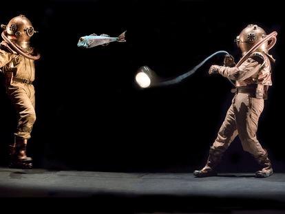 La Comédie-Française adaptará esta temporada '20.000 leguas de viaje submarino' de Julio Verne en los Teatros del Canal.