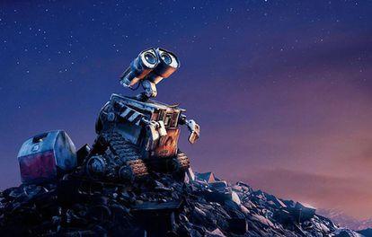 Fotograma de la película 'Wall-E'.