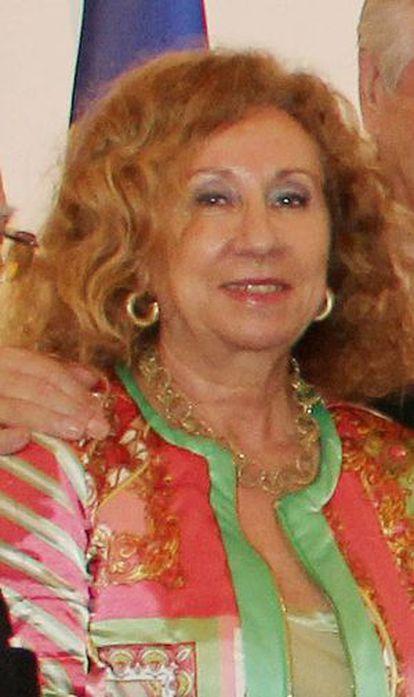 La abogada María Ángeles Lousa Gayoso.