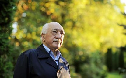 El clérigo turco Fetulá Gülen.