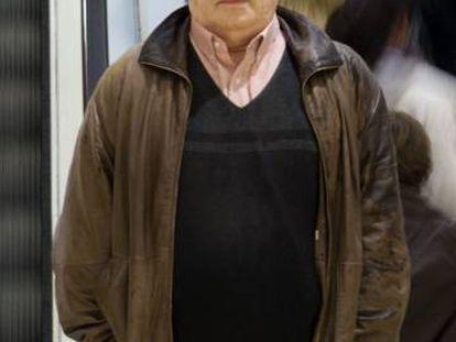 El profesor y escritor Fermín Bouza