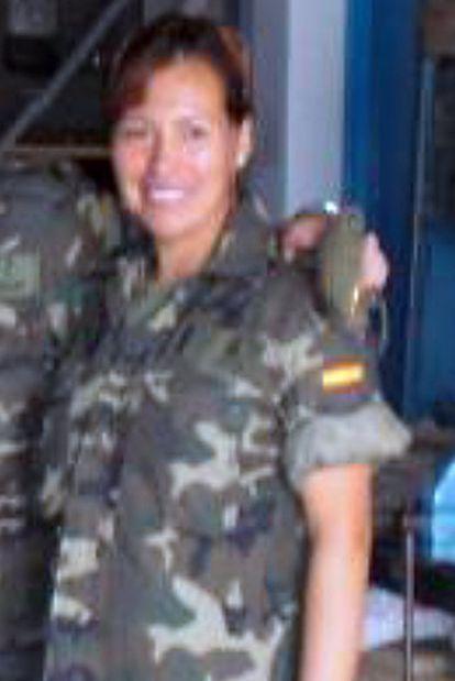 Gloria Rueda.