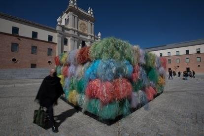 'Los mares del mundo', de Manolo Paz, para el festival MadBlue 2021.