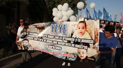 Fotograma del documental 'Nunca más', sobre la tragedia.