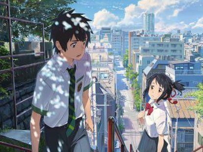 Un viaje por el Japón de la película  Your Name