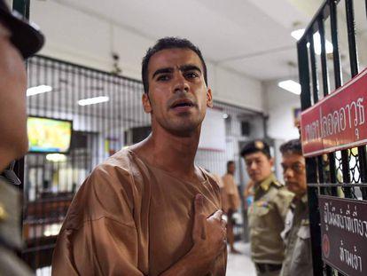 Hakeem al-Araibi, el pasado 4 de febrero.