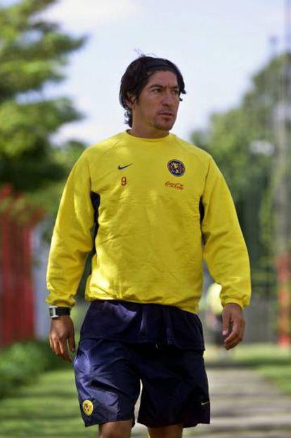 Iván Zamorano en el 2002