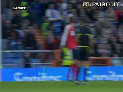 """El equipo madridista golea al Murcia y se sacude sus viejos fantasmas coperos. <strong><a href=""""http://www.elpais.com/buscar/copa-del-rey-futbol/videos"""">Vídeos de la Copa del Rey de fútbol</a></strong>"""