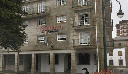 Sede de la Cámara de Comercio de Pontevedra