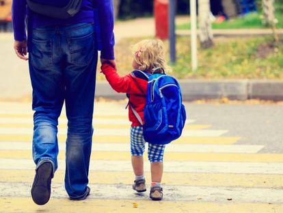 El funcionario público portugués podrá acompañar a su hijo en el primer día de curso.