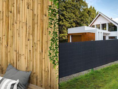 Seleccionamos una variedad de productos para protegernos de miradas indiscretas y decorar nuestro jardín, terraza o balcón durante el verano.