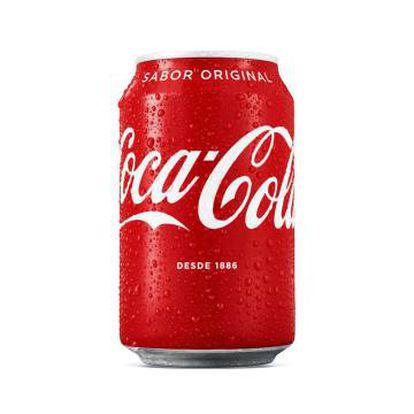 Las latas de Coca-Cola no serían las mismas sin su intenso rojo.